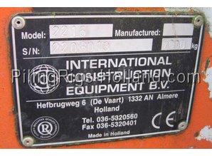 ICE 2216 ringvibratoryhammer