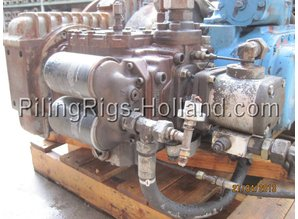 Linde complete pumpset 2PV105/2xBPV200