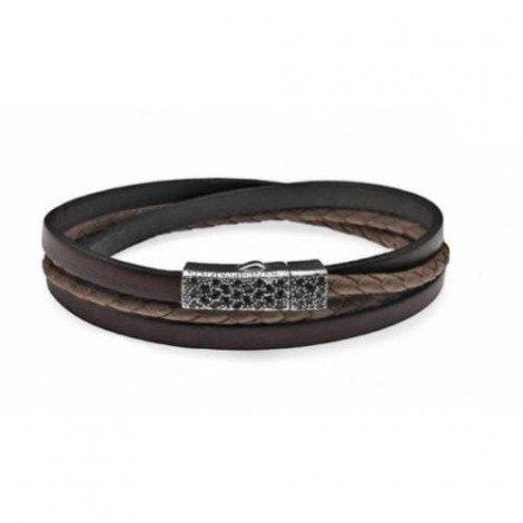 Armband Cognac-brown L28D T