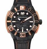 Techno Marine Techno Marine horloge 514002 bl Reef Carb