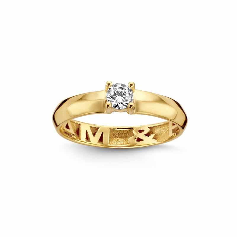Nomelli Jewelry Gioia Amici 88-1116 Goud