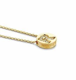 Nomelli Jewelry Collier Iniziali Duonomi 88-1306