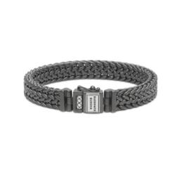 Buddha to Buddha 192BRS Julius Bracelet Black Rhodium Silver