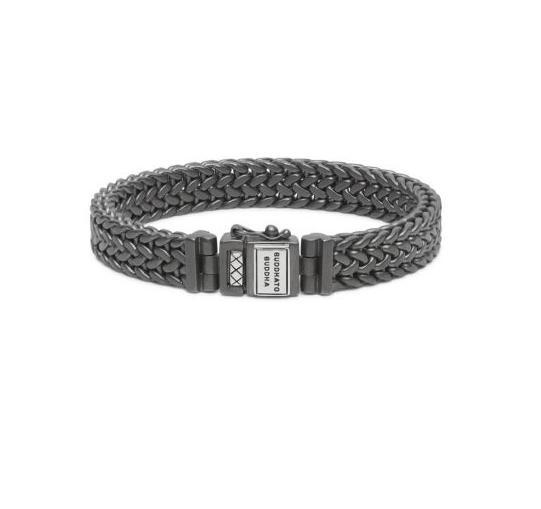 Buddha to Buddha Black Rhodium Ben XS Armband J070BRS