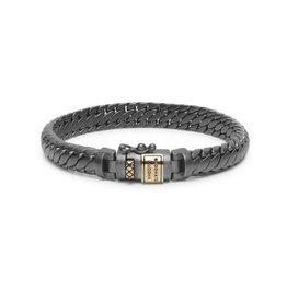 Buddha to Buddha J070BRG Ben XS Bracelet Black Rhodium Gold