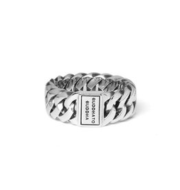 Buddha to Buddha 541 Chain Small Ring