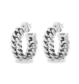 Buddha to Buddha 432 Chain Earrings