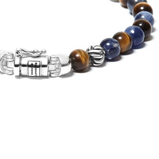 Buddha to Buddha 189MS Spirit Bead Mini Mix Sodalite Tigereye