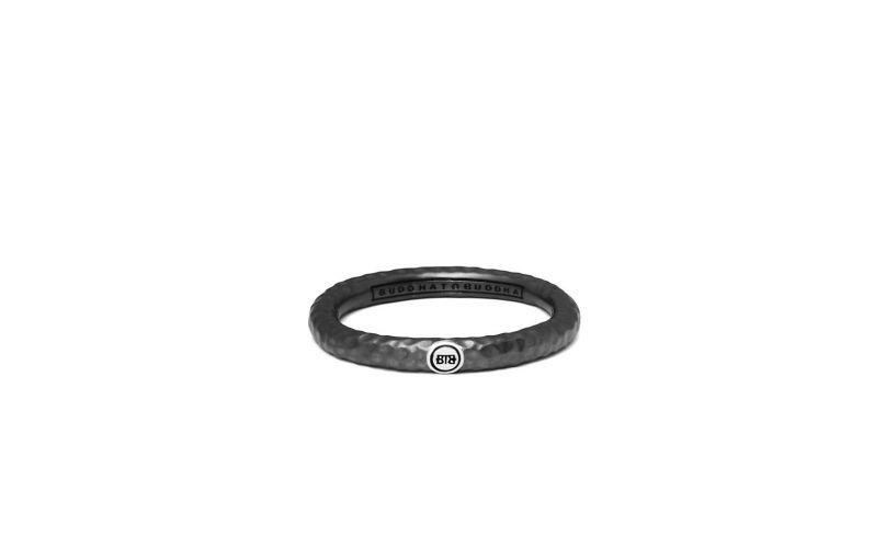 Buddha to Buddha 321 Dunia Hammerd Black Ring