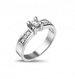 14 krt Goud Collectie 0.40crt Special Diamanten ring