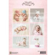 BILDER / PICTURES: Studio Light, Staf Wesenbeek, Willem Haenraets Bilderbogen, vintage baby