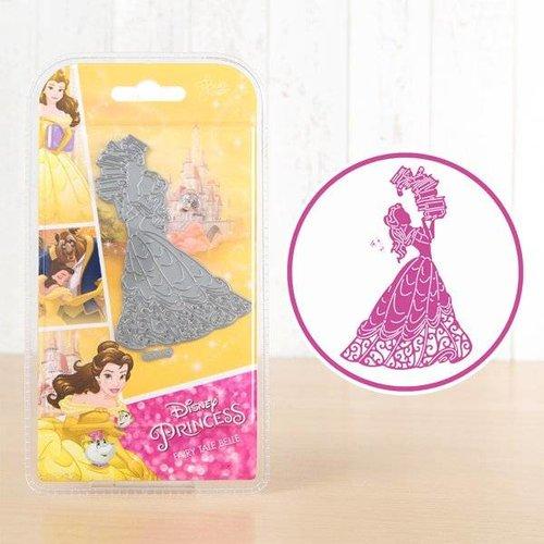DISNEY SONDERAKTION! Stanzschablonen SET: Disney + Stempel Princess Fairy Gesicht