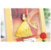 DISNEY Cutting dies SET: Disney + Stamp Enchanted Belle Face