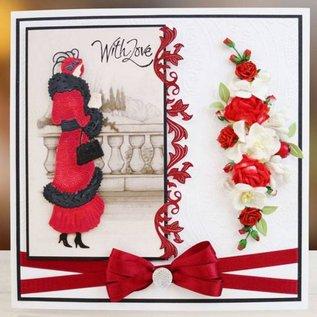 Tattered Lace WeihnachtsAKTION!  Stanzschablone : Tattered Lace Florence
