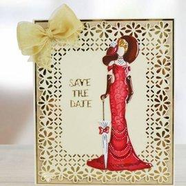 Tattered Lace modèle POINTAGE: loques dentelle Mary - seulement quelques disponibles!