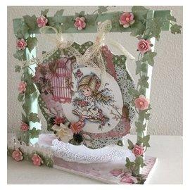 Holz, MDF, Pappe, Objekten zum Dekorieren MDF decorative photo frames