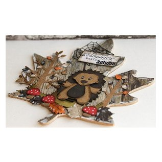 Holz, MDF, Pappe, Objekten zum Dekorieren MDF dekorative Blätter