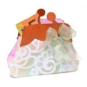 Dutch DooBaDoo Art packaging template purse