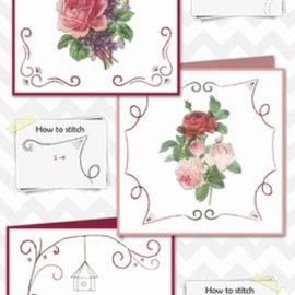 BASTELSETS / CRAFT KITS stick pack: Kartengestaltung