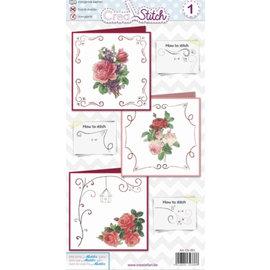 BASTELSETS / CRAFT KITS Kartengestaltung: Stick pakke
