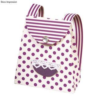 Template bag, 23,5x17,5cm