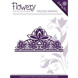 Precious Marieke Ponsen sjabloon: Fleur-de-Lis