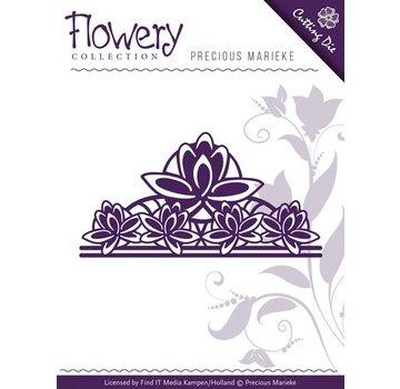 Precious Marieke modello di punzonatura: Fleur-de-Lis