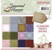 Precious Marieke Designer paper, floral design