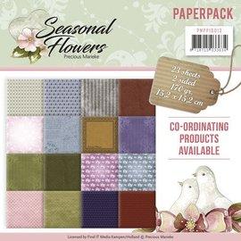 Precious Marieke Designer papir, blomstret design