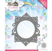 Yvonne Creations Yvonne Creations, cutt and emboss Stencil: decorative frame