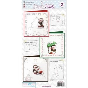 BASTELSETS / CRAFT KITS Pack bâton: Kartengestaltung - Copy