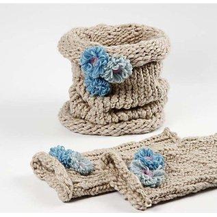 Knitting ring set