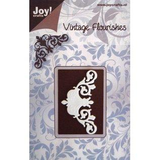 Joy Crafts, snij-en embossing stencil Mery bloem structuur. - Copy
