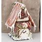 Objekten zum Dekorieren / objects for decorating Vogelhäuschen zum Dekorieren, holz - LETZTE vorrätig!