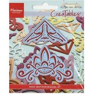 "Marianne Design Creatables ""hoeken 1"", LR0143"