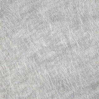 BASTELZUBEHÖR, WERKZEUG UND AUFBEWAHRUNG 1 blad fiber papier, 21x30 cm, zilver, 31g