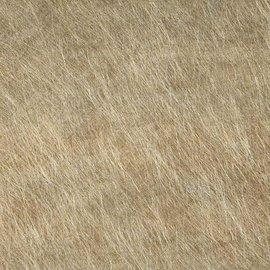 Karten und Scrapbooking Papier, Papier blöcke Faserpapier, 21x30 cm, gold