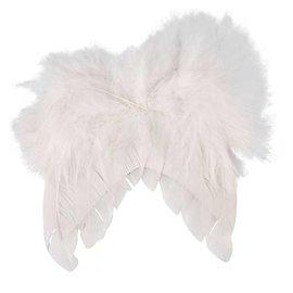 Embellishments / Verzierungen Engel vinger, 11 cm, 1 stk