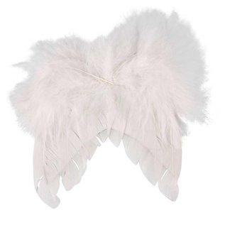 Embellishments / Verzierungen Engelenvleugels, 11 cm, 1 stuk