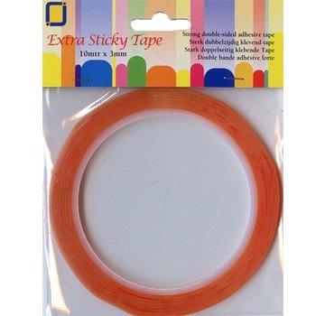 BASTELZUBEHÖR, WERKZEUG UND AUFBEWAHRUNG Strong adhesive tape dobbelseitig