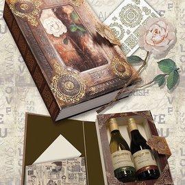 BASTELSETS / CRAFT KITS Complete set voor geschenkverpakking