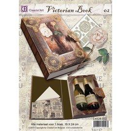 BASTELSETS / CRAFT KITS Conjunto completo de artesanía para caja de regalo