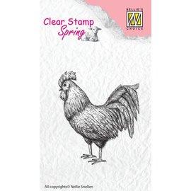 Nellie Snellen timbre Transparent: Hahn
