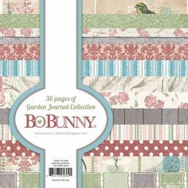 BO BUNNY Bloque diseñador: Jardín Colección de Revistas