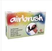 BASTELZUBEHÖR, WERKZEUG UND AUFBEWAHRUNG Air Brush Sprühpumpe