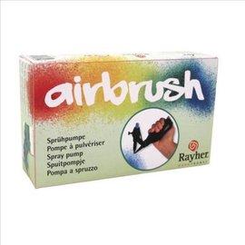 BASTELZUBEHÖR, WERKZEUG UND AUFBEWAHRUNG Air Brush nevelpomp