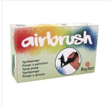BASTELZUBEHÖR, WERKZEUG UND AUFBEWAHRUNG Air Brush sprøjtepumpe