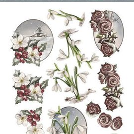 AMY DESIGN AMY DESIGN, Die losse vellen: Flowers