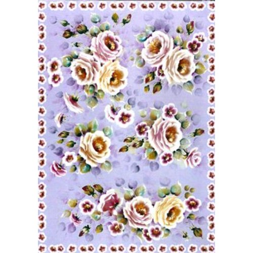 DECOUPAGE AND ACCESSOIRES Decoupage papier Finmark Tender Roses