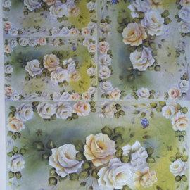 DECOUPAGE AND ACCESSOIRES Decoupage paper Rosen Design